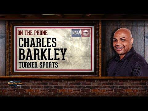 Turner Sports' Charles Barkley on The Dan Patrick Show | Full Interview | 9/25/17