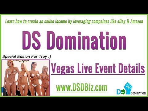 DS Domination | Live Training Event Details Las Vegas - Special Edition