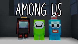 Download lagu Among Us In Minecraft...
