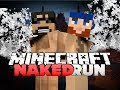 Minecraft FTB Naked  Labyrinth Run - THIS IS SO HARD