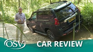 Toyota Land Cruiser 2018 In-Depth Review   OSV Car Reviews