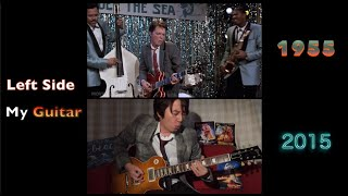 Johnny B. Goode  ( Back to the future )  -PERFECT Guitar Cover -