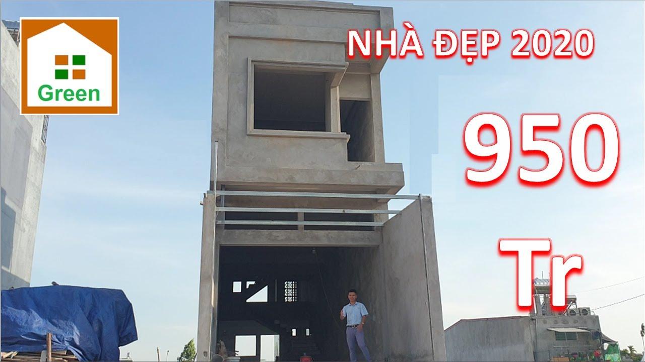 NHÀ ỐNG ĐẸP 4,5 m x 20 m  Có Thiết kế Tầng 1 Bán Hàng Do Kts. Nhà Đẹp Green Thiết Kế Tại Quảng Ninh