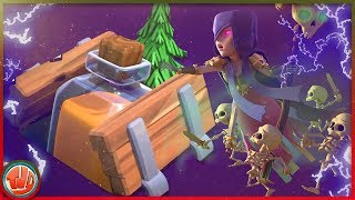 UPDATE LIMITED EDITION SHRINK TRAP!!! - Clash of Clans