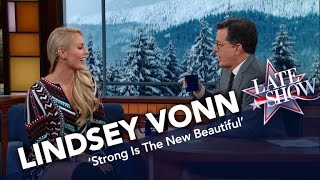 Lindsey Vonn: You Don't Have To Be Model-Thin To Be Beautiful