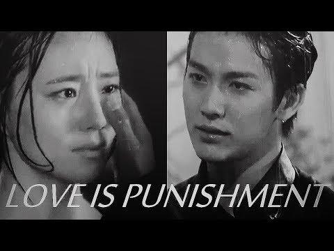 PUSH & MOON CHAE-WON | LOVE IS PUNISHMENT