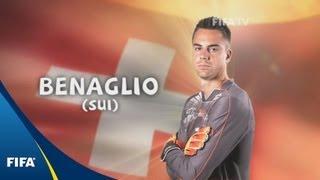 Diego Benaglio - 2010 FIFA World Cup