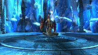 Blade & Soul NA: Lair of the Frozen Fang (4-Man) Guide