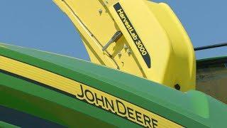 John Deere HarvestLab Sensor