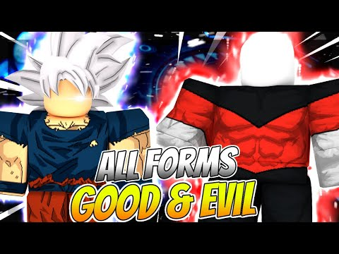 all-forms-good-and-evil-dragon-ball-ultimate-roblox-dragon-blox-ultimate