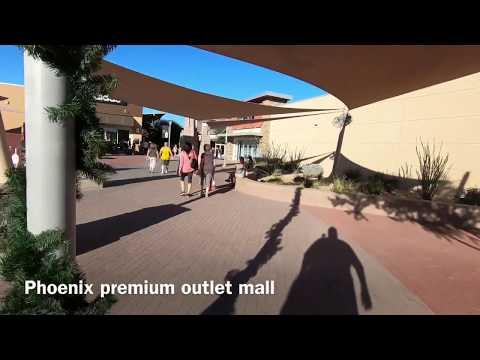 Phoenix Premium outlet mall