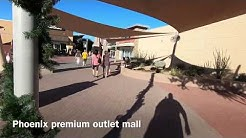 Phoenix Premium outlet mall