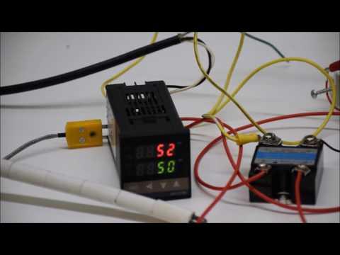 C100    temperature controller sensor select   Doovi