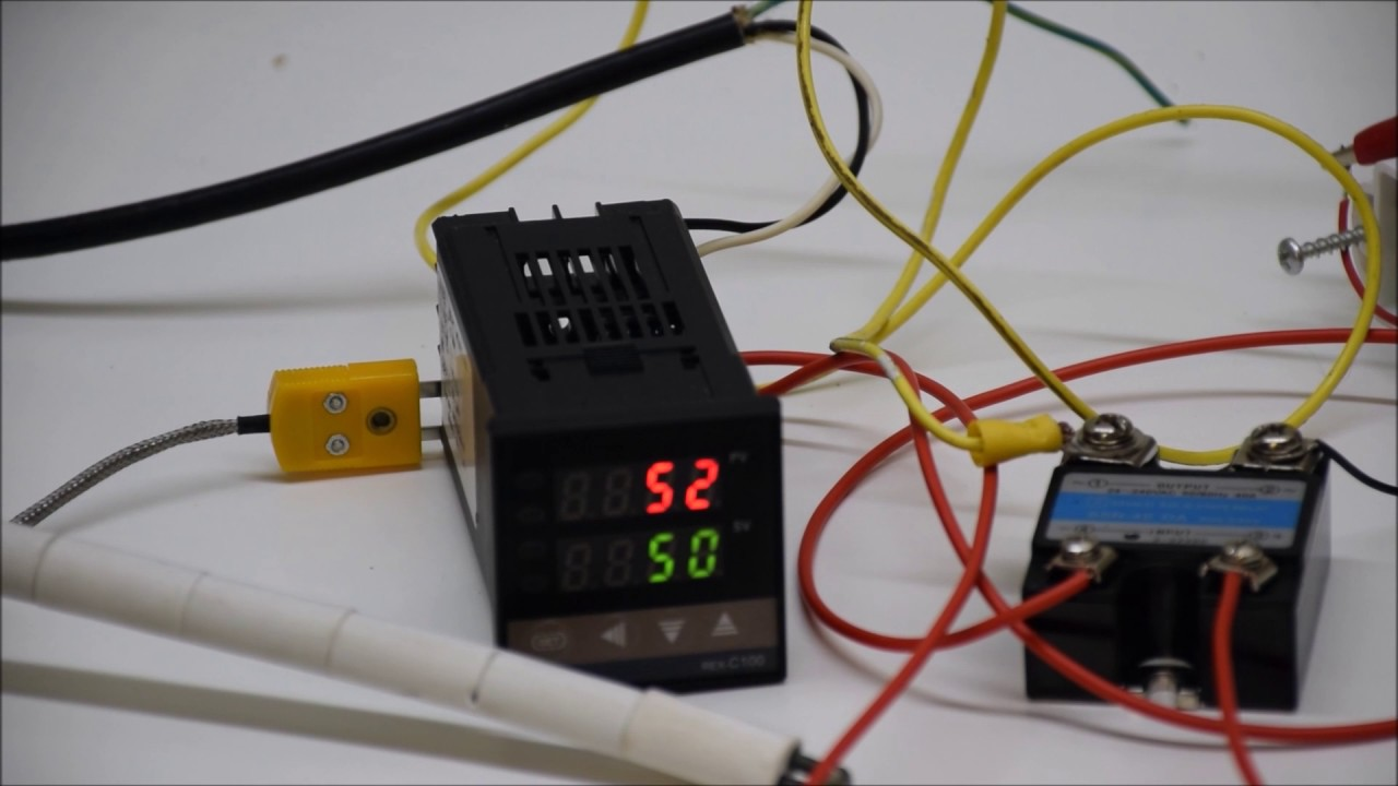 small resolution of pid controller wiring diagram 230v kiln