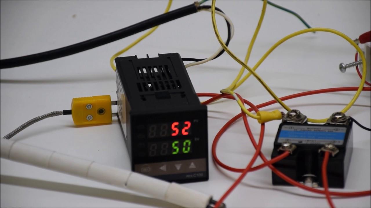 Rex Pid Controler C100 Fk02