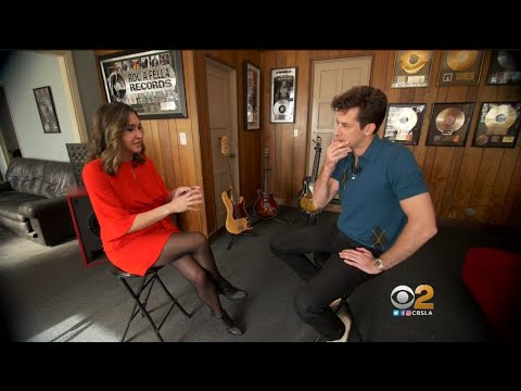 Bruno Mars Collaborator And Hit-Maker Mark Ronson Says Success Is Due To Being 'Lucky,' 'Good At Lis