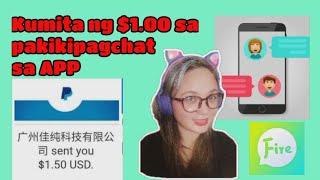 Download lagu Firetalk App: Kumita ng $1.00 Minimum Payout sa pakikipagchat | For Adults Only | Momshie Kath TV