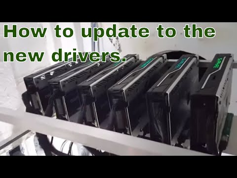 How To Install The AMD Blockchain Mining Driver and Troubleshoot