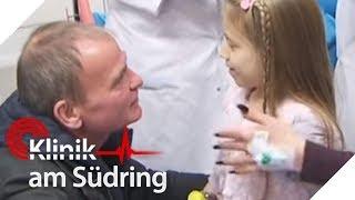Dunkles Geheimnis! Papa darf es nicht wissen! | #FreddyFreitag | Klinik am Südring | SAT.1 TV