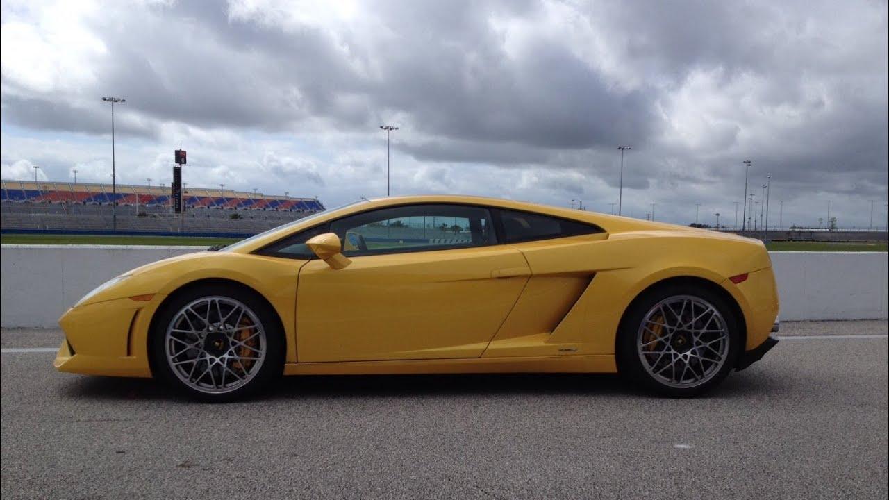 Exotic Car Driving Experience At Daytona Lamborghini Lp 560 4