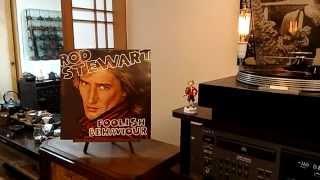 文謙的黑膠唱片-Rod Stewart-She Won