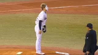 18/4/4 神宮球場(YS vs C) 2018神宮開幕オープニングシリーズ 始球式...