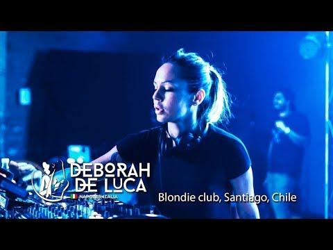 Deborah de Luca (Ita) @ Blondie. | Stgo, Chile : 12.01.2018