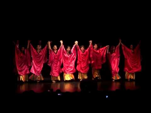 Ballet Arábicas - Khaliji