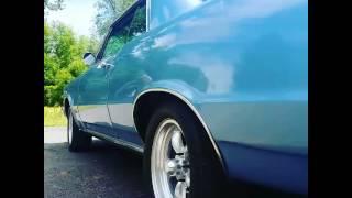 1965 Pontiac G.T.O. W/Built 455 ci V8---Idle B.S.S.