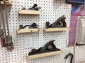 Easy to Make Small Shelves or Tool holders for Pegboard