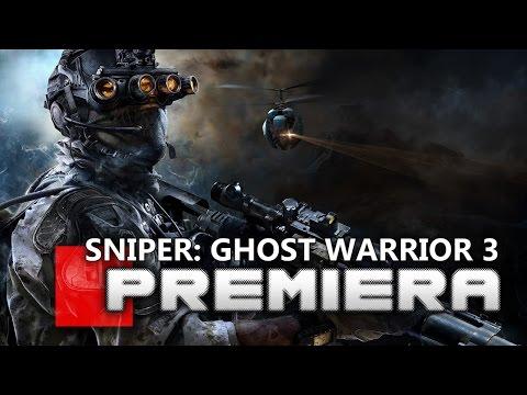 SNIPER: GHOST WARRIOR 3 - PREMIERA
