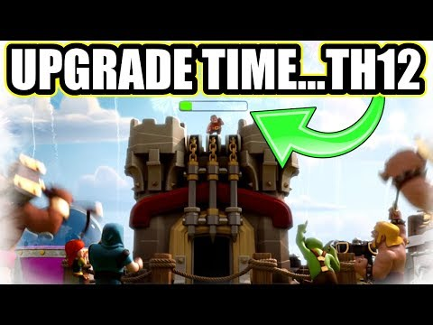 TOWN HALL 12..................THAT IS ALL!! - Clash Of Clans - 2018 UPDATE COMING!