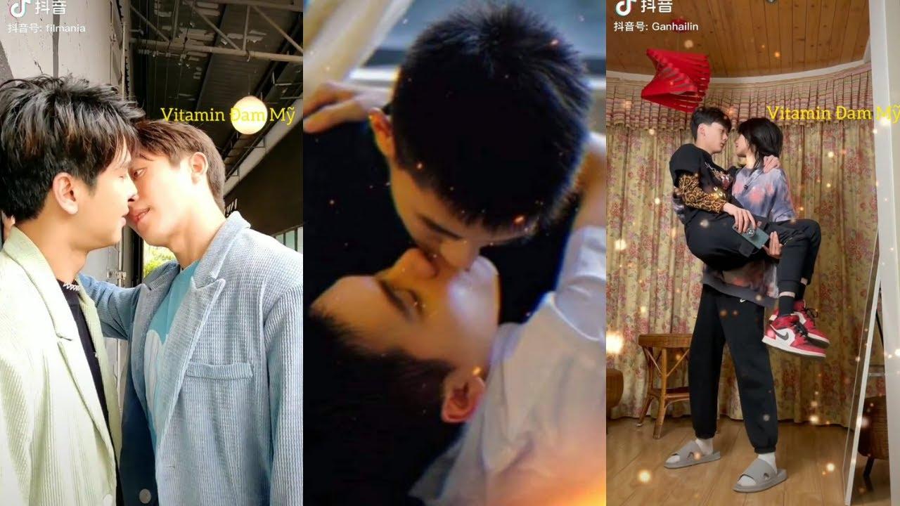[Tik tok đam mỹ- BL] #93 Chơi bede là để phát CƠM CHÓ cho cẩu độc thân~|| CP boylove sweet moments