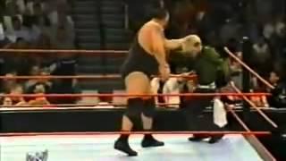 WWE Heat - Jeff Hardy vs Big Show *2002*