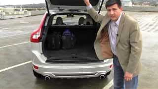 2012 and 2013 Volvo XC60 T6 AWD R-Design with Polestar Review and Road Test