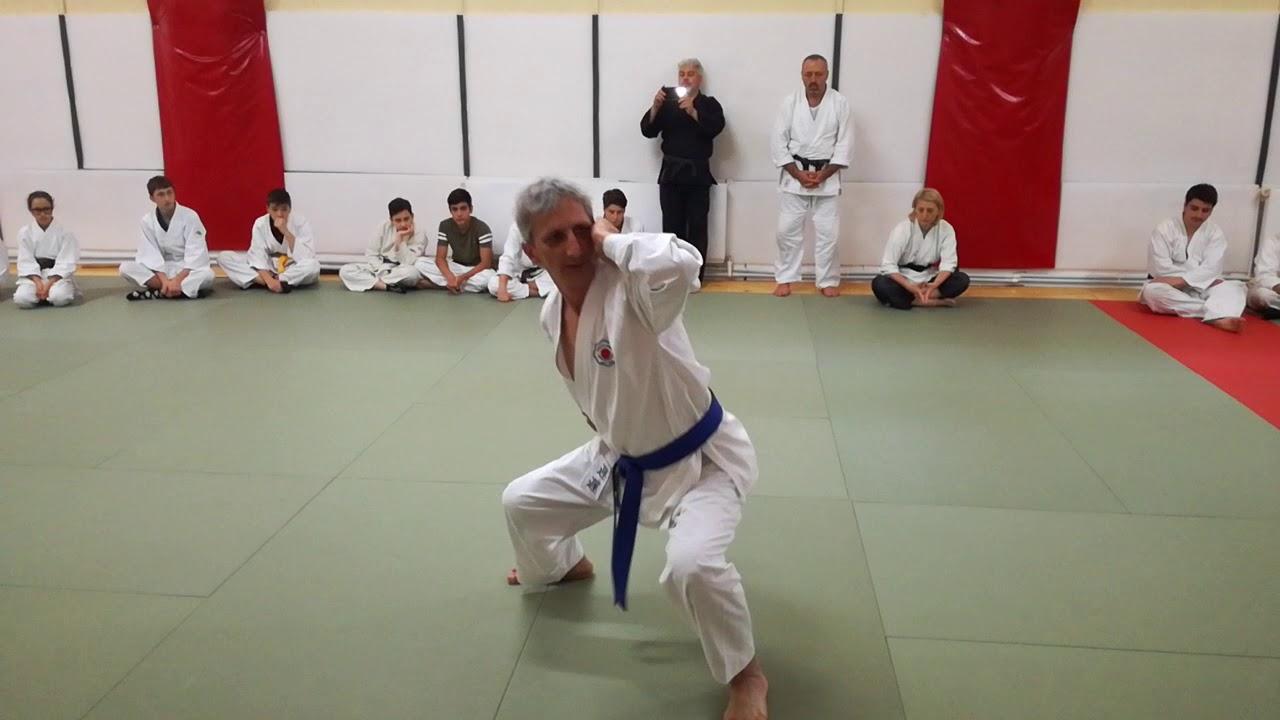 jiu jitsu slabă vedere