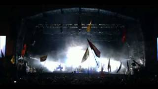 Massive Attack - Angel LIVE at Glastonbury 2008