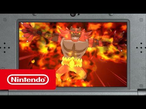 Pokémon Sun & Pokémon Moon Trainer Guide Episode 4 – Pokémon Battle Basics