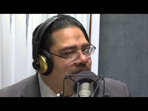 Erick Salgado Candidate for New York City Mayor - Radiovision Cristiana 1330 - February 28 2013