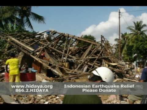 Hidaya Foundation - Indonesia Earthquake 2009