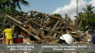 Hidaya Foundation - Indonesia Earthquake 2009