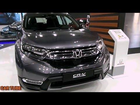 NEW 2020 HONDA CRV SUPER TURBO INTERIOR AND EXTERIOR