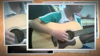 how about you guitar cover