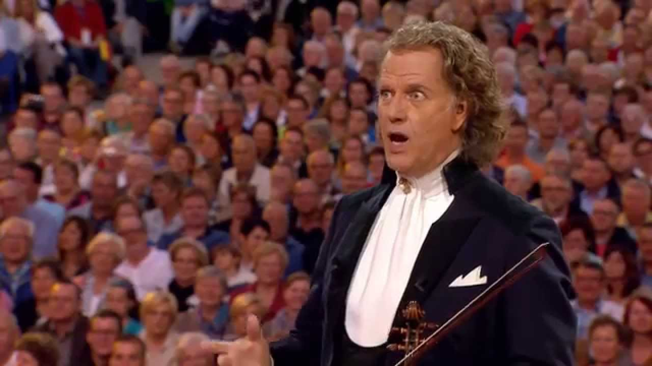 André Rieu Granada Youtube
