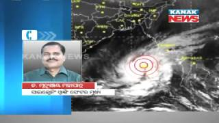 Cyclone Vardah Getting Stronger; Might Spare Odisha