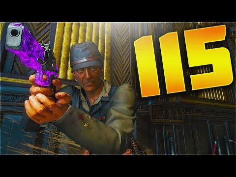 115 Kino Der Toten Remastered Easter Egg Song Tutorial! Black Ops 3 Zombies Chronicles