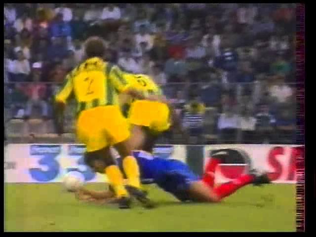 FC Nantes - Paris SG 1994-95