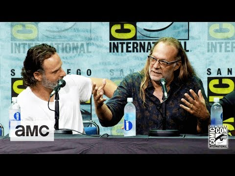 The Walking Dead: 'Remembering George A. Romero' ComicCon 2017 Panel