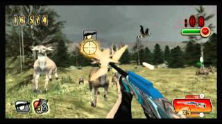 CGRundertow - REMINGTON: SUPER SLAM HUNTING ALASKA for Nintendo Wii Video Game Review