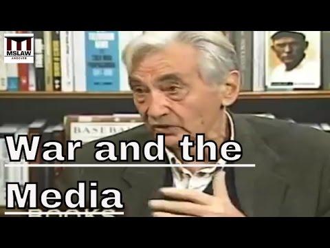 War and the Media:  Howard Zinn